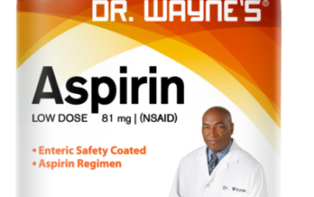 aspirin bottle