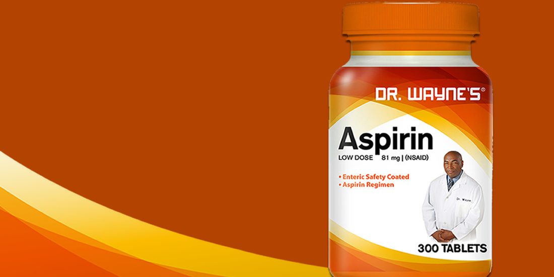 Wayne Pharmaceuticals Announces Dr. Wayne's Aspirin in the US Market